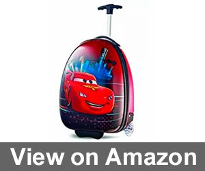 American Tourister Hard Side Review