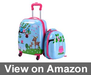 Backpack and School Travel Trolley Review