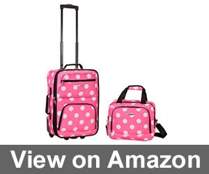 Rockland Luggage 2 Piece Set Review