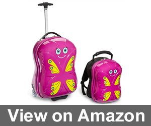 Travel Buddies Bella Butterfly Review