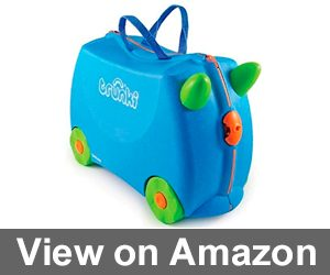 Trunki The Original Ride-On Terrance Suitcase Review