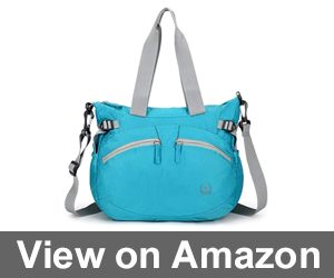 Forestfish Women's Lightweight Gym Tote Bag Review