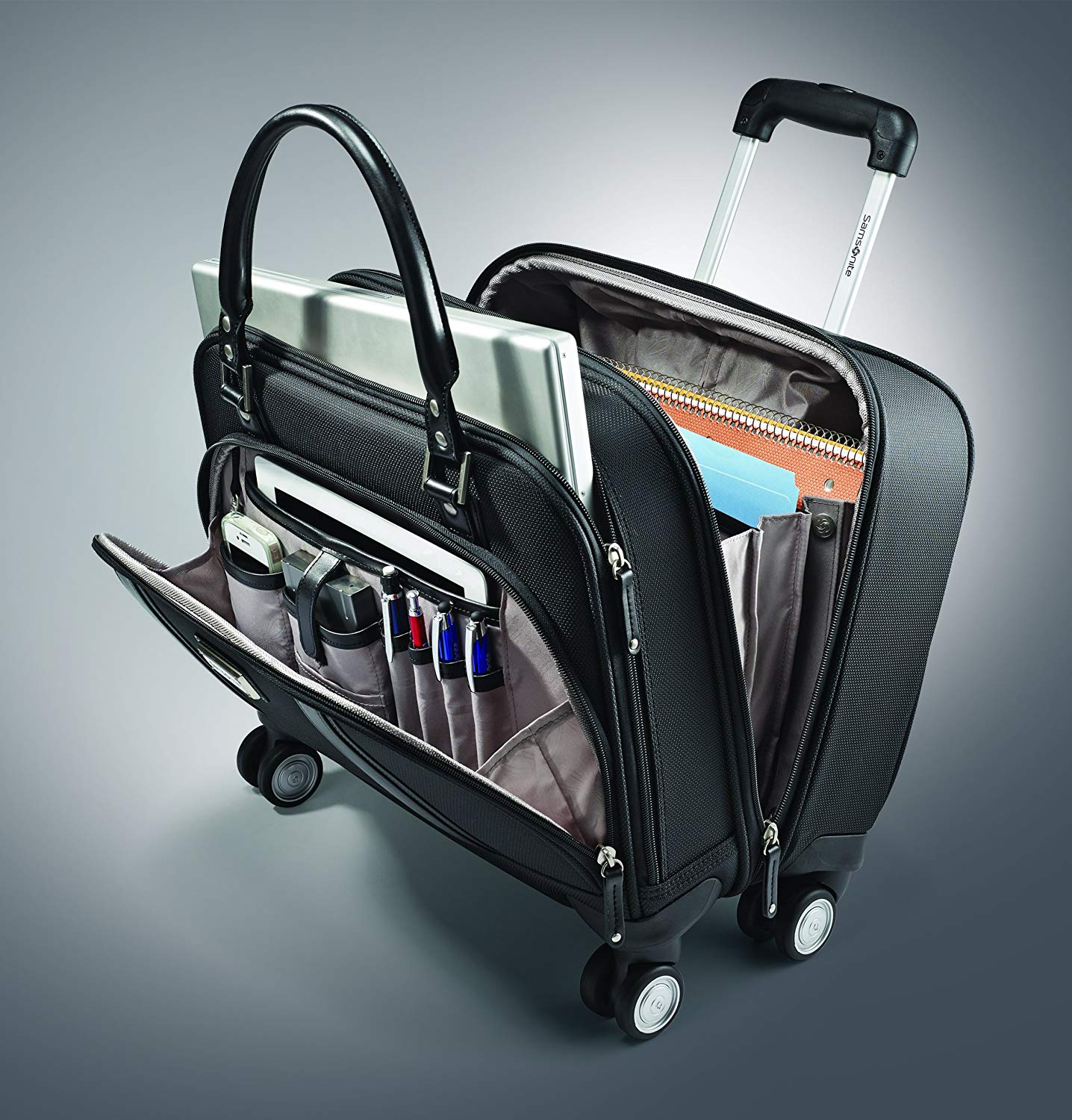 10 Best Rolling Briefcases To In