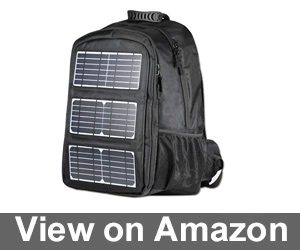 ECEEN Solar Hiking Backpack Review