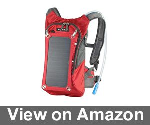 Solar Backpack 7W Solar Panel Charge Review