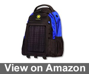 SolarGoPark Solar Powered Backpack Review