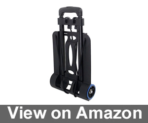 Bluejan Luggage Cart Review