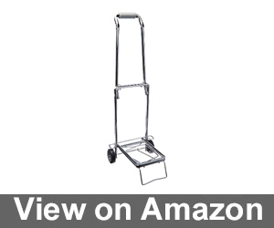 Sparco Compact Luggage Cart Review