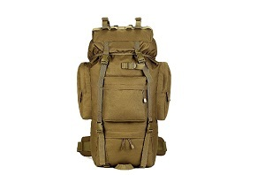 65L Tactical Military Backpack Water Resistant
