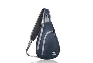 CHEST SLING by WATERFLY SHOULDER BAGS