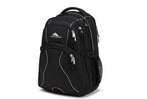 Swerve Backpack from High Sierra : made in different colors
