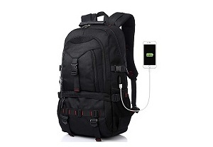 Tocode Large Travel Laptop Backpack with USB