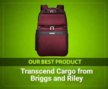 Briggs & Riley Transcend Cargo Backpack review
