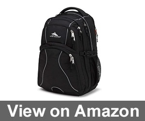 Swerve Backpack from High Sierra review