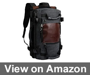 DUFFLE TRAVEL OXA PACK review