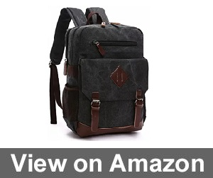 LARGE CANVAS PACK FOR MEN BY KENOX review