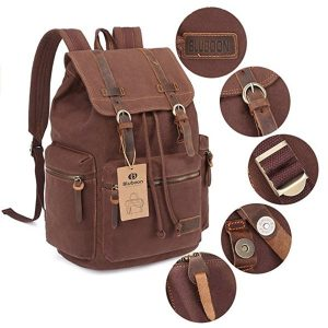 Best Canvas Backpacks