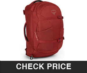 FARPOINT 40 for MEN by OSPREY Review