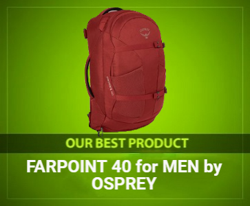 Osprey Farpoint review