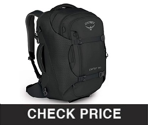 PORTER 30 PACK by OSPREY for TRAVEL Review