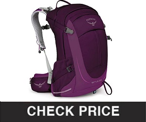 SIRRUS 24 for WOMEN by OSPREY Review