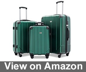 Luggage Set from Merax Store Review