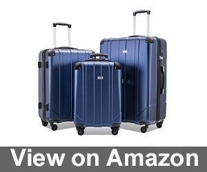 Luggage Set with Built-in TSA Review
